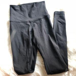 Lululemon Wunder Under Pant (Hi-Rise) Black